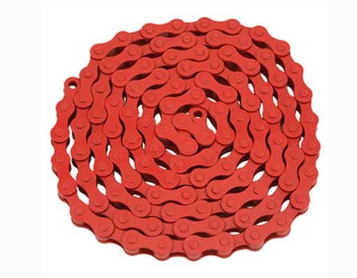 YBN Bicycle Chain Red