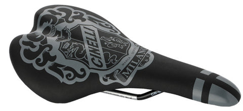 Cinelli Cavaliere Crest Saddle-Nero