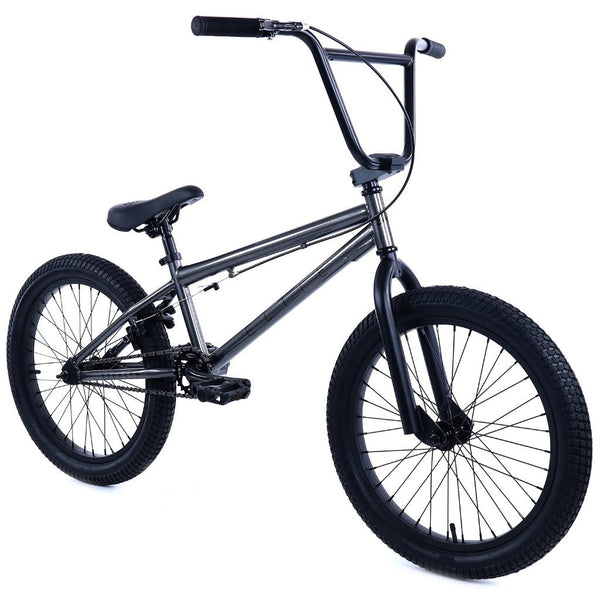 Elite BMX Stealth Gun Metal Grey Bike