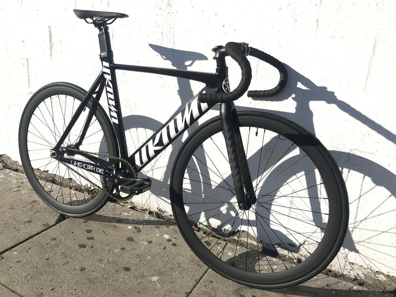 Unknown Singularity Track Bike W/ Carbon Fork