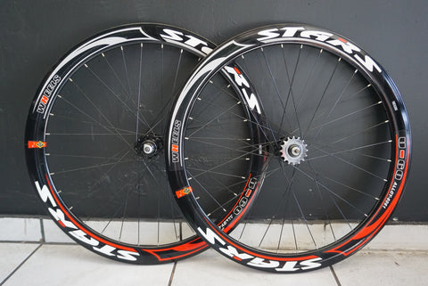 50mm Star 700c Wheelset