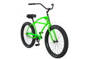 3G Santa Cruz DLX Single Speed Cruiser Bicycle