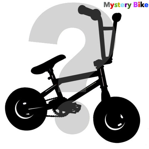 MYSTERY PRO Mini Bmx 3piece Bike