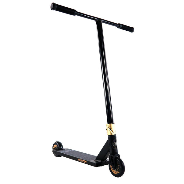 V2 Mayhem Phantom Pro Kick-Scooter Black Gold