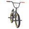 Elite BMX Stealth Bike Black Gum