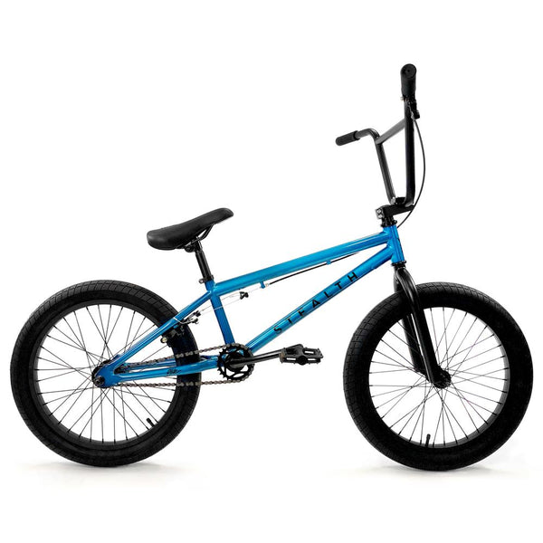 Elite BMX Stealth Bike Blue