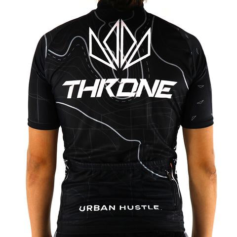Throne Cycles cycling jersey