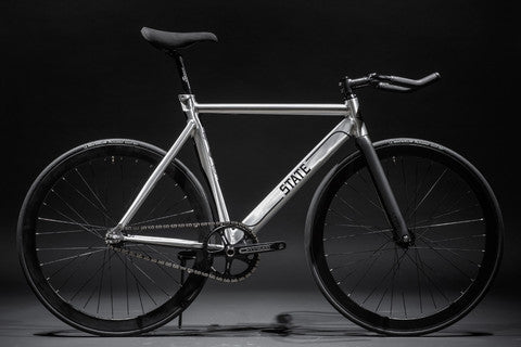 State Bicycle Co. Undefeated 2015 Custom Track Bike