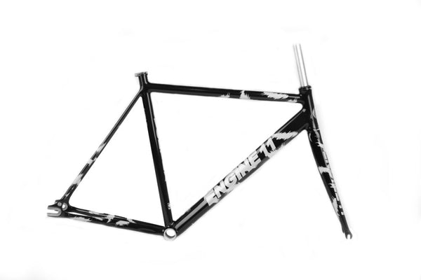 Engine11 Vortex frameset in Gray