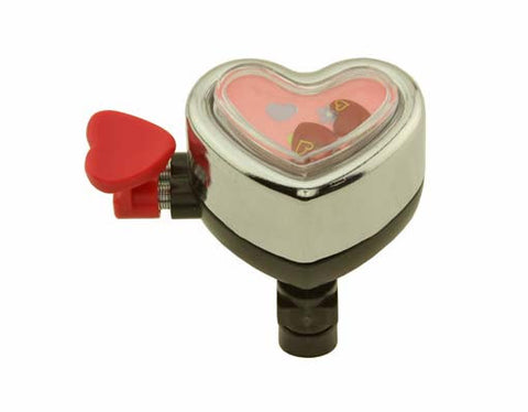 Sweet Heart Bike Bell
