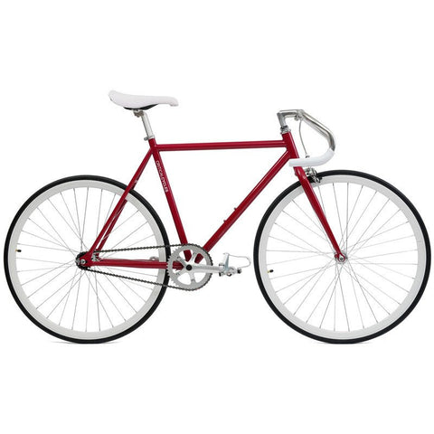 Critical Cycles Fixed Gear Bike with Pista Bars