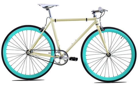 Golden Cycles Abigail Fixie Bike