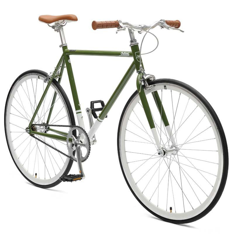 Harper Single-Speed Fixie/ Sage Green