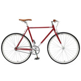 Critical Cycles Harper Single-Speed Fixie/ Sangria