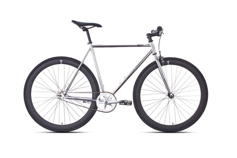 6KU Detroit Single-Speed Fixed Gear Bike