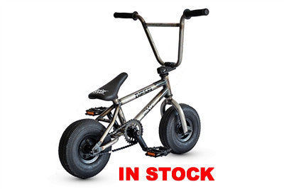Raw Mini BMX Bike