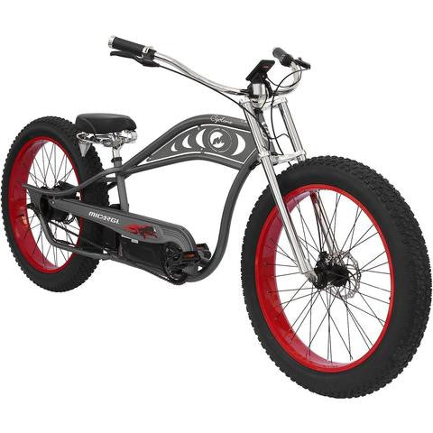 Micargi Cyclone 48V Electric Fat Tire Beach Cruiser Bike