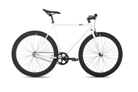 6KU Evian 2 Single-Speed Fixed Gear Bike