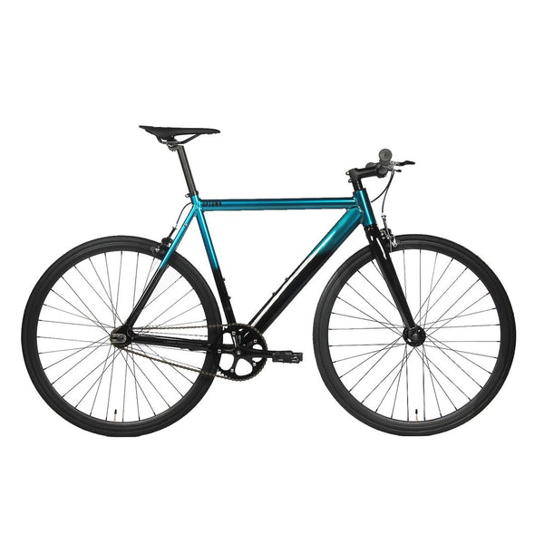 Golden Uptown Track Bike Blue