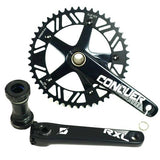 Conquer RXL external bearing crank-set