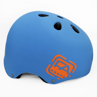 FA Street Helmet Light Blue