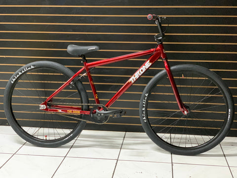 Throne Cycles the Goon Red- Black out