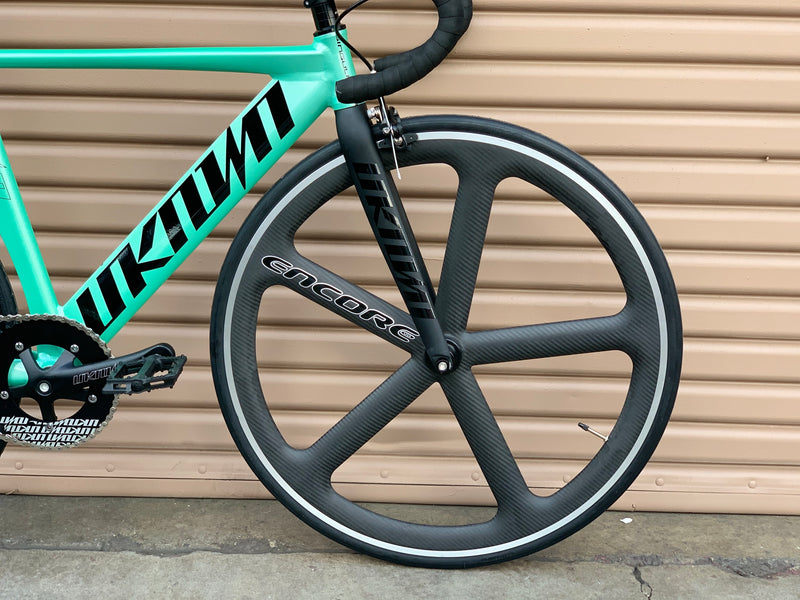 Unknown Singularity Track Bike W/ Encore Wheel