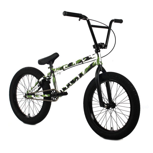 Elite CMNDR Bmx Bike Grey Camo