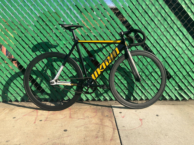 Unknown PSX Bike Black/Gold