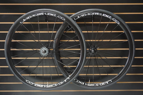 Unknown Bike Wheelset 2019
