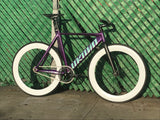 Unknown Singularity Purple Bike W/ 70mm Wheelset