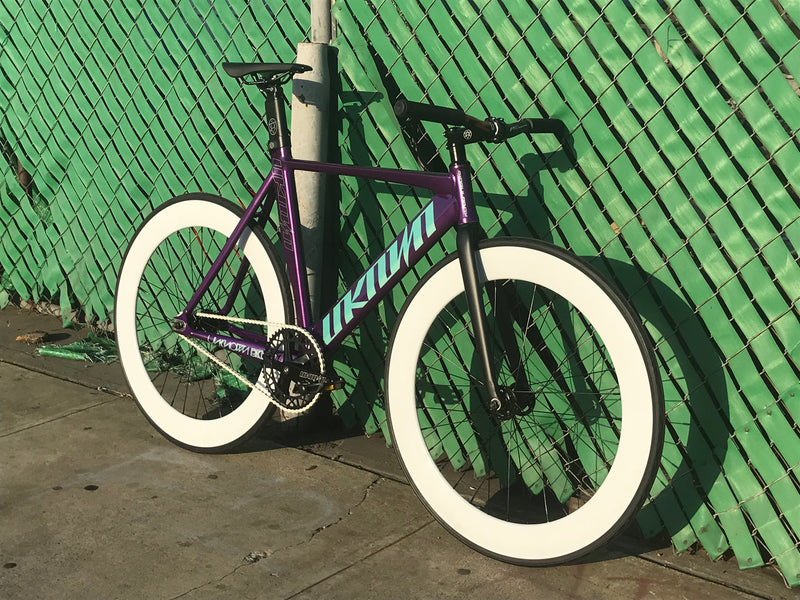 Unknown Singularity Purple Bike