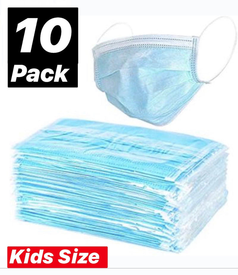 Kids Size Face Mask 3 Ply
