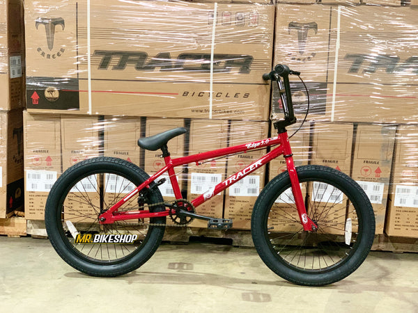Tracer BMX Bike Red