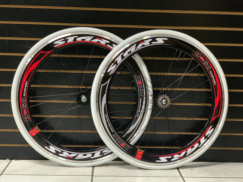 Star 700c Wheelset