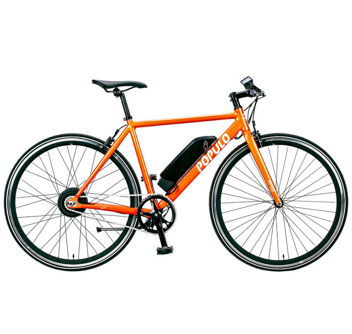 Populo Sport Single Speed,Satin Orange