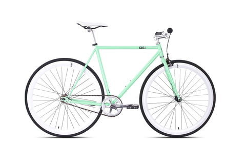 6KU Milan 1 Single Speed-Fixed Gear Bike