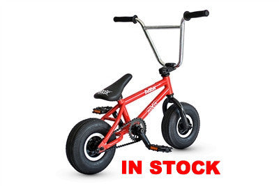 Red Mini BMX Bike