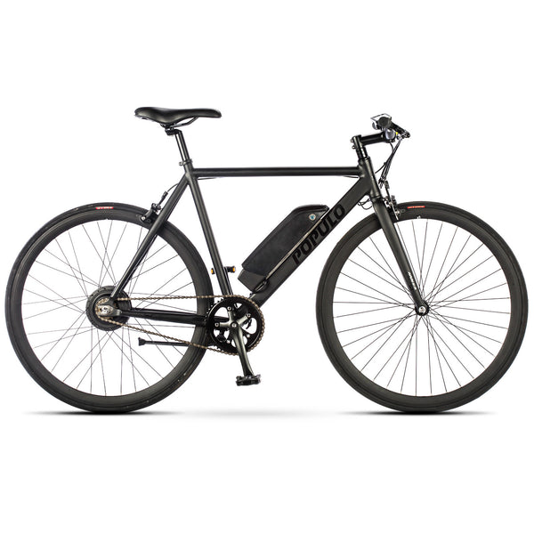 Populo Sport Single Speed, Black