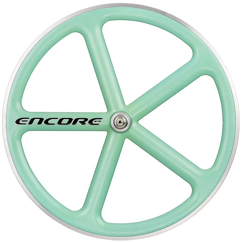 Encore Rear Track Wheel Celeste