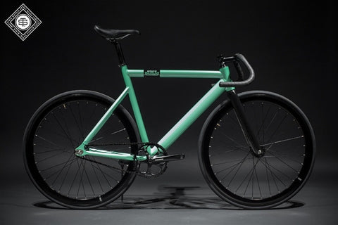 State Bicycle 6061 Black Label- Sea Foam