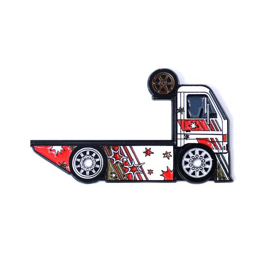 Leen Customs Baller Hauler Pin Set
