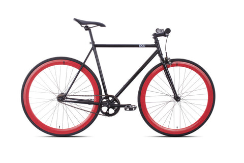 6KU Shelby 1 Single Speed-Fixed Gear Bike