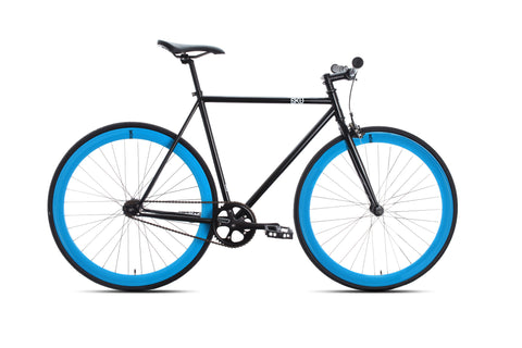 6KU Shelby 4 Single-Speed Fixed Gear Bike