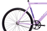 6061 Black Label v2 Purple Fixed Gear Bicycle