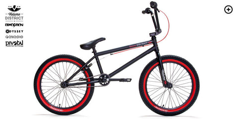 "Volume District 20"" Bmx bike"