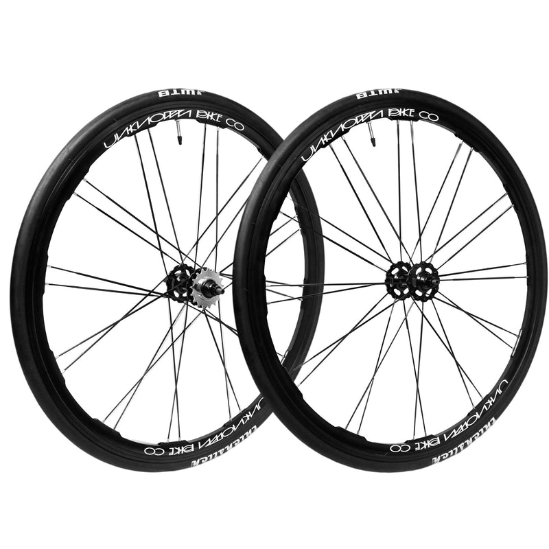 Unknown Bike Co. CNTRL Wheelset