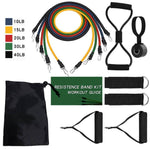 Fitness Resistance Band Set of 14