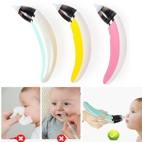 Kid Baby Nasal Aspirator Electric Nose Cleaner.