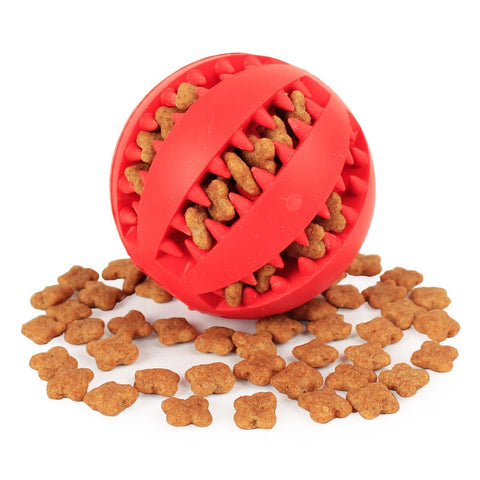 Interactive Chew Treat Ball